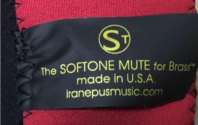 softone mute